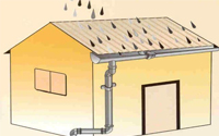 Collecting Rain Water for your Caribbean Home