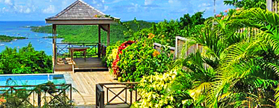Grenada Villa Photo Credit : Caribbean Land and Property