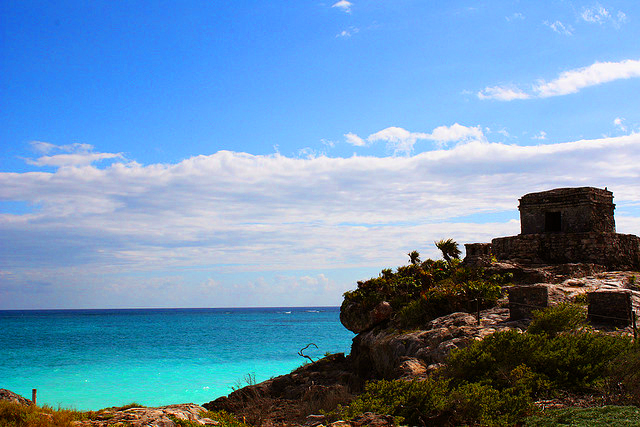 Which is the Best Caribbean Destination in Central America? Tulum