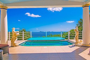 Bequia, St. Vincent and the Grenadines - Ocean Views villa for sale