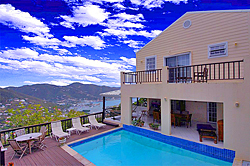 BVI Villa Photo Credit : Caribbean Land and Property