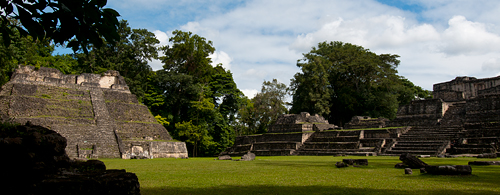 Mayan Sites in Belize