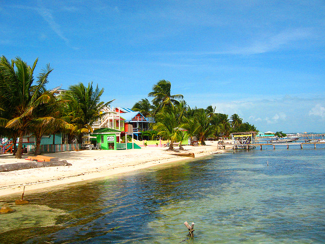 Which is the Best Caribbean Destination in Central America? caye-caulker