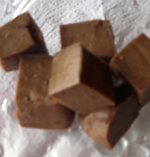 Caribbean Christmas Sweet Delights - Chocolate Coconut