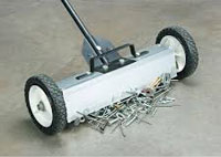 Magnetic Sweeper for Caribbean Roofers