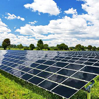 Solar Panels for Caribbean Energy