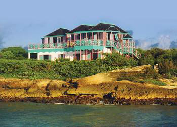 Anguilla Beachfront Home