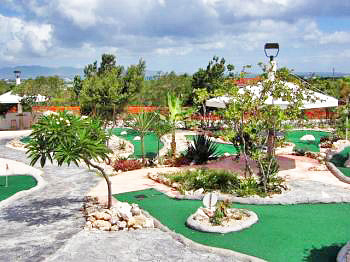 Anguilla Miniature Golf