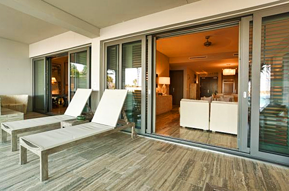 Anguilla Beachfront Apartment