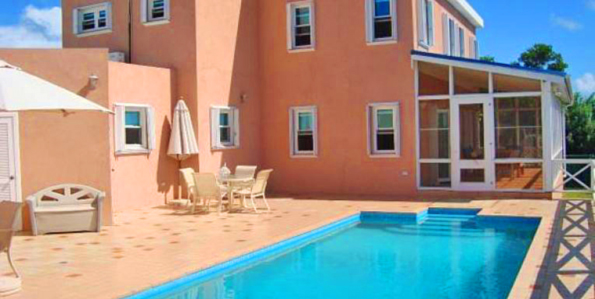 Anguilla 4 Beds Home