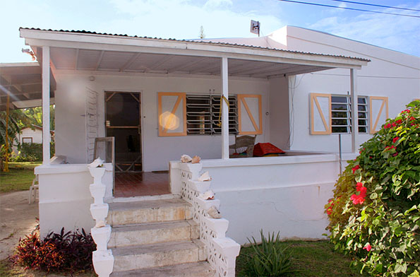 Antigua Home for Sale