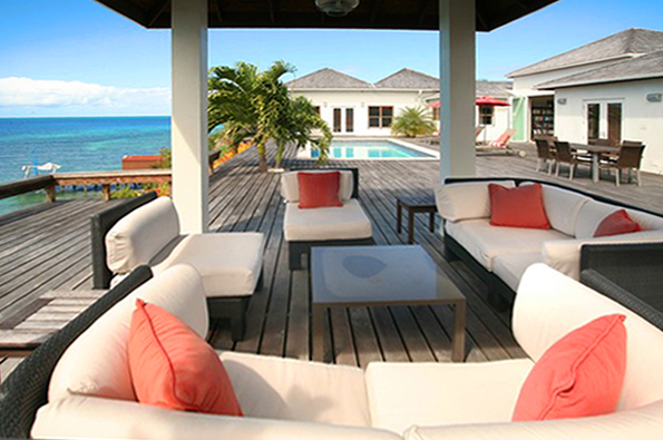 Antigua Waterfront Villa