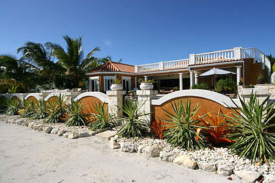 Antigua Beachfront Villa