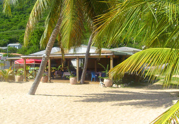 Antigua Beachfront Restaurant
