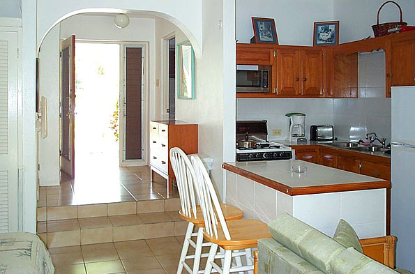 Antigua Apartment