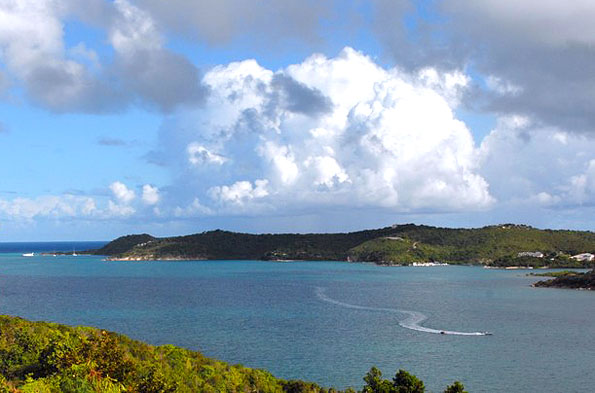 Antigua Nonsuch Bay