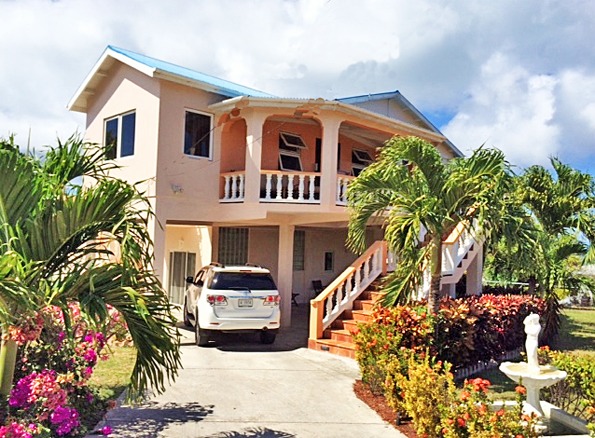 Antigua Ocean View Home