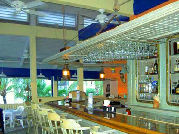 Bahamas Waterfront Restaurant