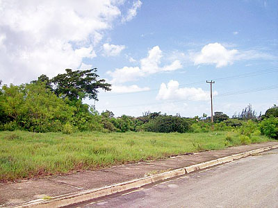 Barbados Commercial Land