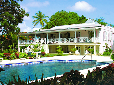 Caribbean Plantation House for Sale