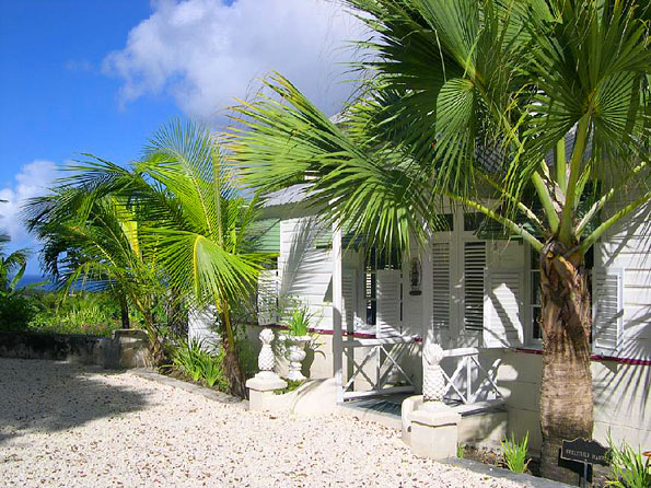 Barbados Plantation House