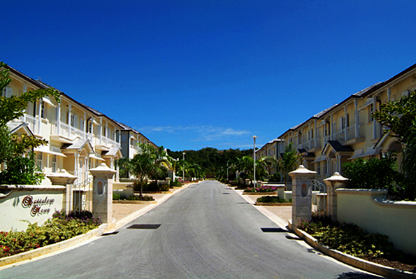 Barbados Apartment Complex