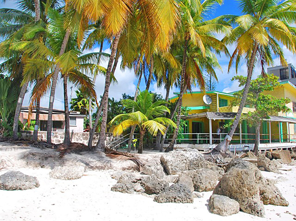 Barbados Beachfront Investment