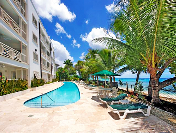 Barbados Beachfront Condos