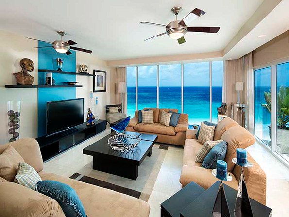 Barbados Luxurious Penthouse