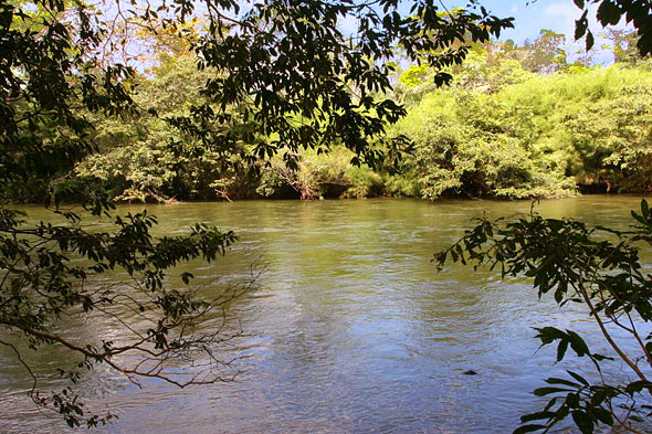 Belize Riverside Land for Sale