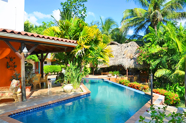 Belize Waterfront Home