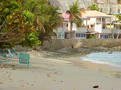 BVI Beachfront Property