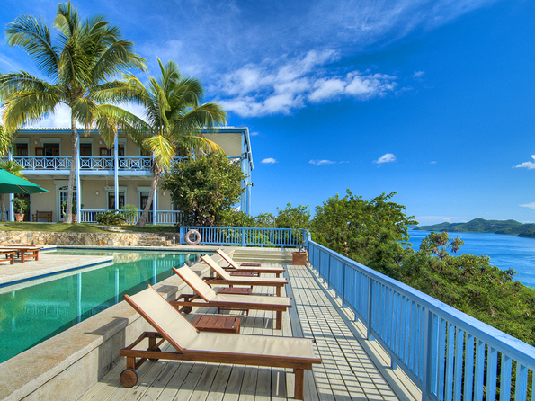 British Virgin Islands Waterfront Villa