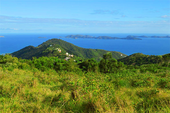 BVI Ocean Views Land