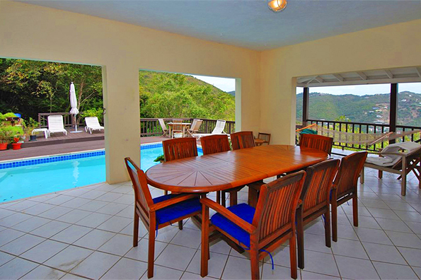 BVI 4 Bedroom Home
