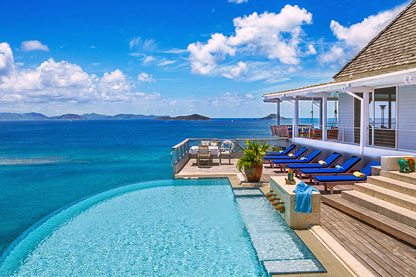 BVI Ocean View Great House