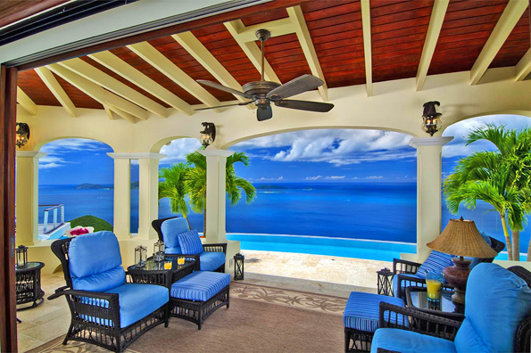 BVI 5 Beds Luxury Home