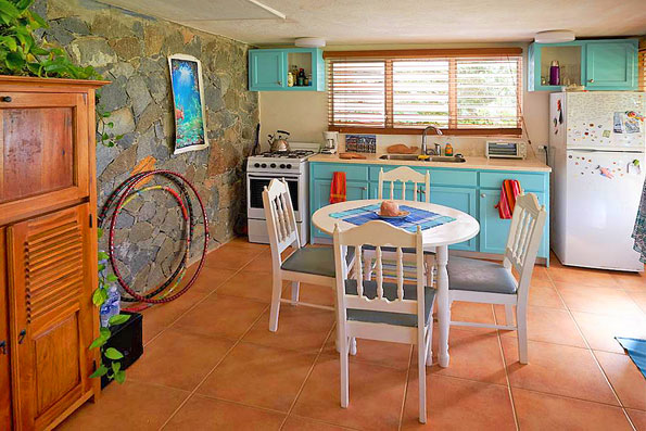 BVI 2 Beds Family Home