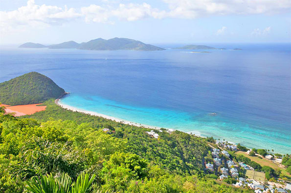 BVI Ocean View Land
