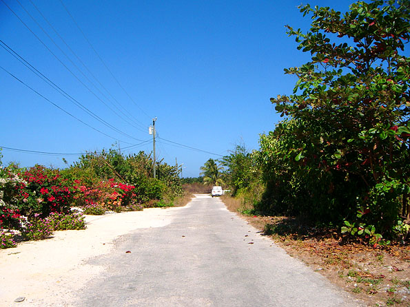 Cayman Beachfront Land