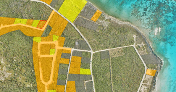 Cayman Islands Ocean View Lot