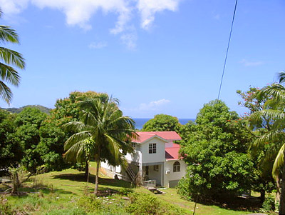 Portsmouth Dominica Land