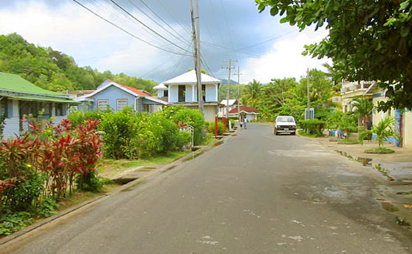 Calabishie Dominica Home for Sale