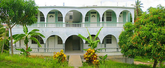 Dominica Apartment Building