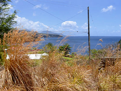 Dominica Oceanview Property