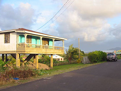 Dominica Calibishie House for Sale