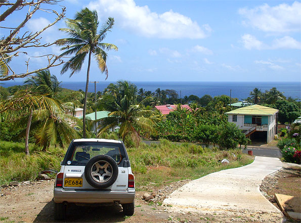 Dominica Calibishie Land for Sale