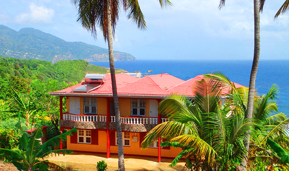 Dominica Sea View Apartments