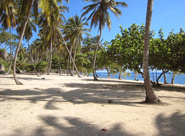 Dominican Republic Beachfront Property at Cristal Beach