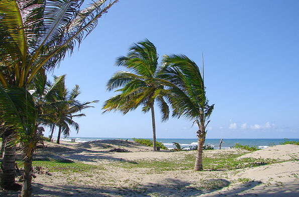 Dominican Republic Beachfront